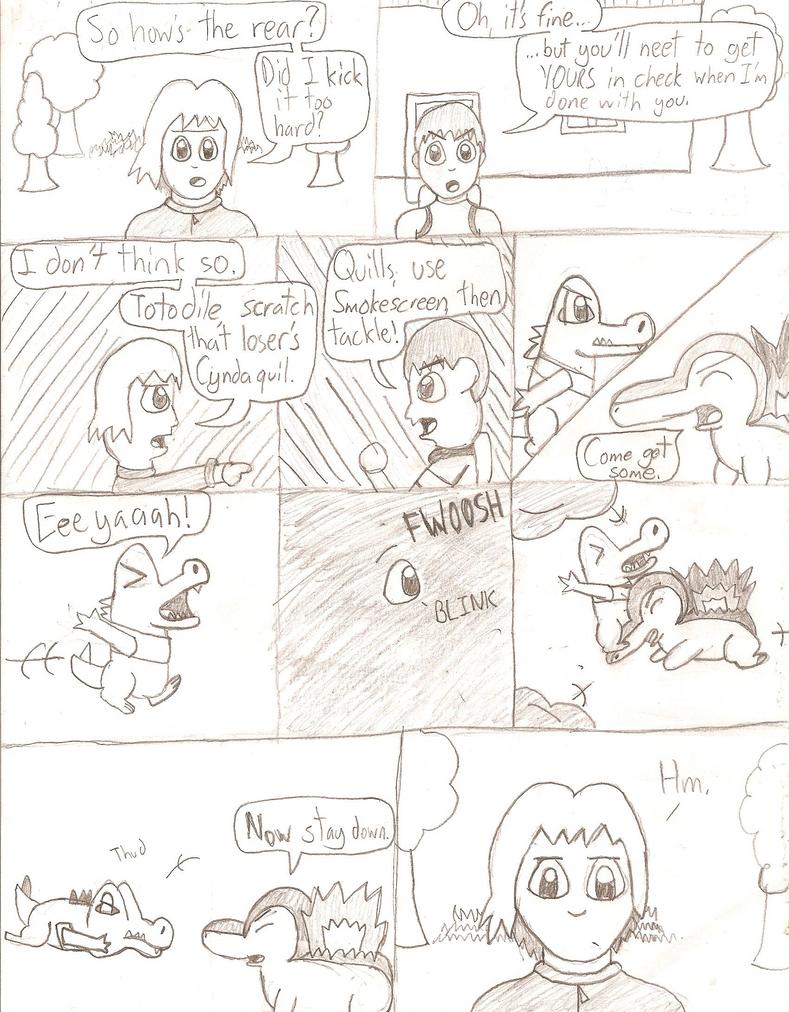 OLD Pokemon Crystal Nuzlocke Page 6 by ArtfulRoomsOfDeath