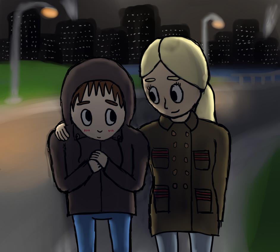 It's Getting A Little Chilly... by ArtfulRoomsOfDeath