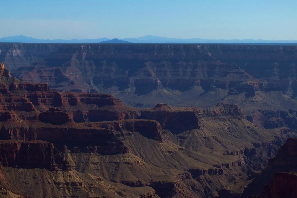 Grand Canyon by DontEverLookDown