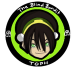 Toph icon by theBedgyArtist
