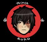 Zuko icon by theBedgyArtist