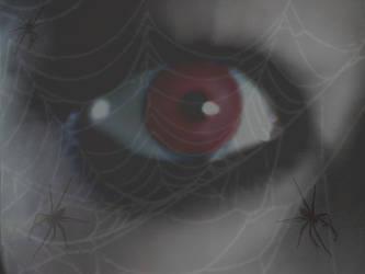 spider eye... by UncutDiamond