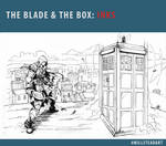 The Blade and the Box: Inks