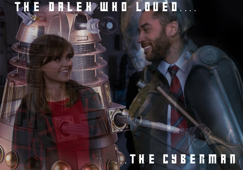 Clara and Danny Meme by IronWarrior777
