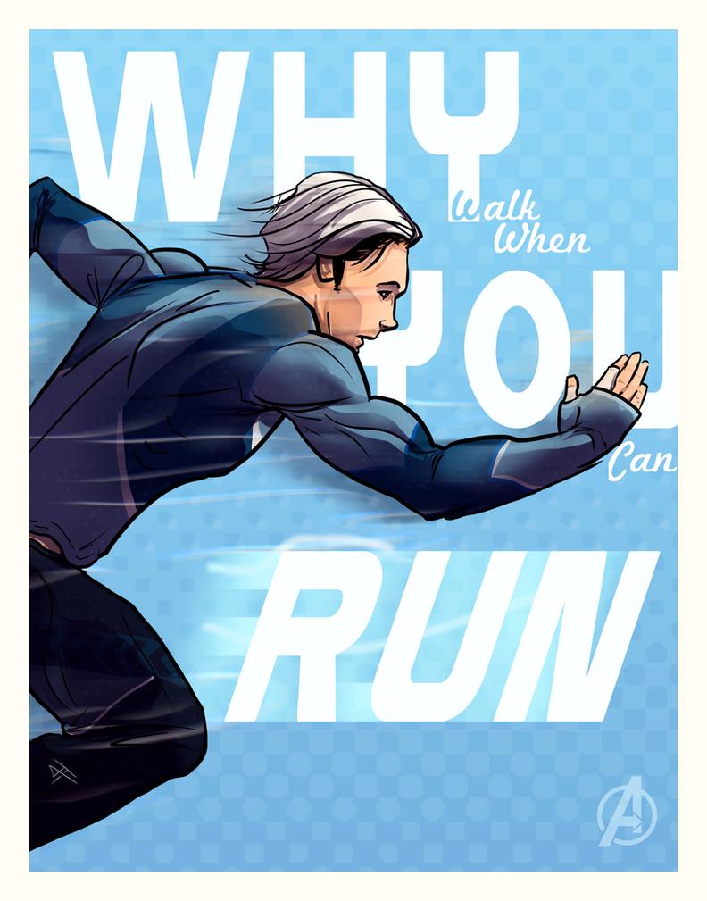 Run by IronWarrior777