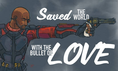 Suicide Squad: Deadshot