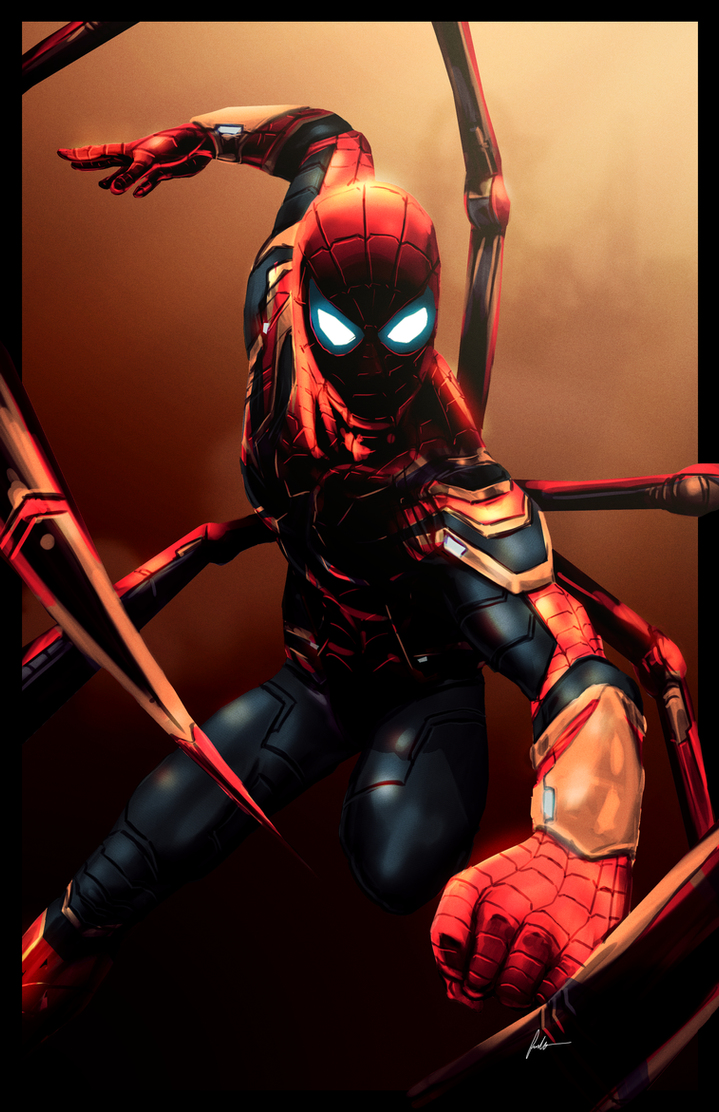 Arachnid by IronWarrior777