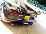 Koenigsegg one:1 rear by Car-lover33