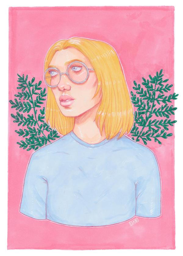 Hannah by edaini
