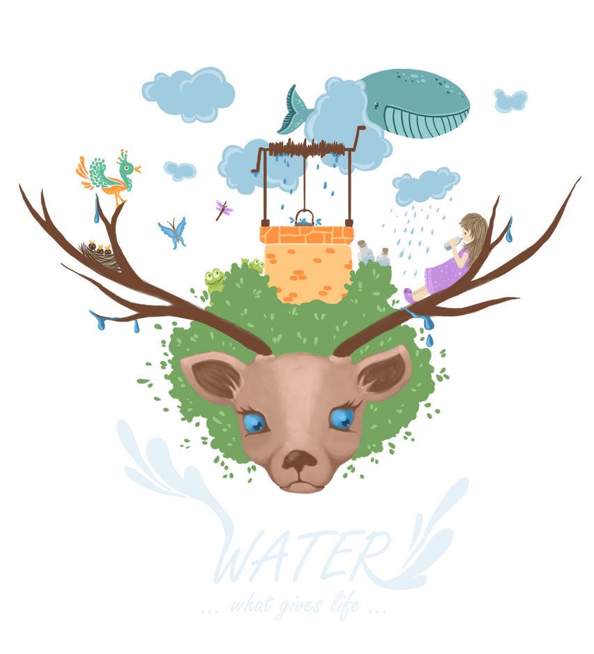 .:. EARTH's Wonders of WATER .:. by painted-leaf