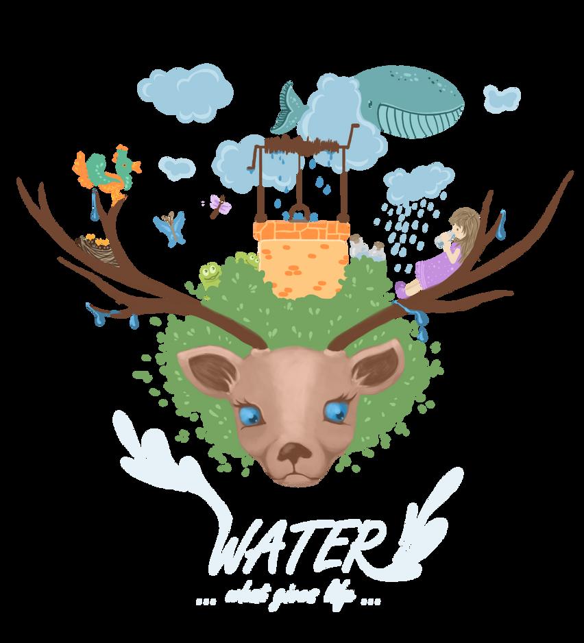 .:. EARTH's Wonders of WATER .:. by painted-leaf