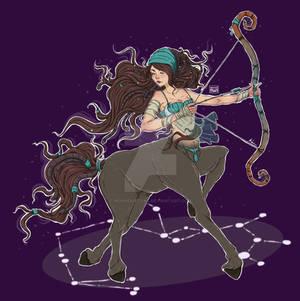Zodiac Girls : Sagittarius