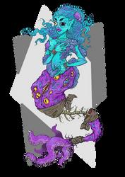 Corrupted Mermaid