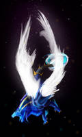Sephie The Illusion Ice Dragon