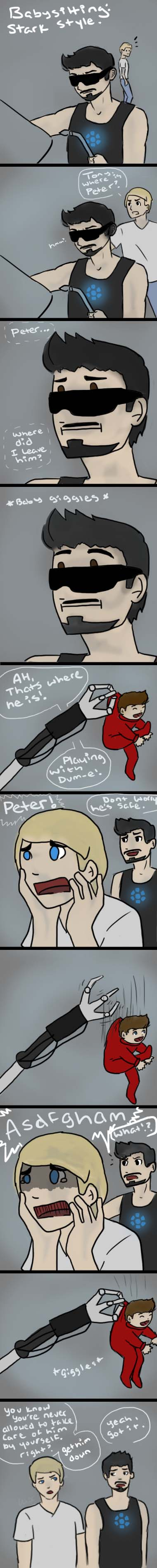 Superfamily! by AKA-chan07