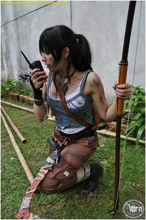 Lara Croft - Tomb Raider 2013 by Yuuki-Shinde-Hime