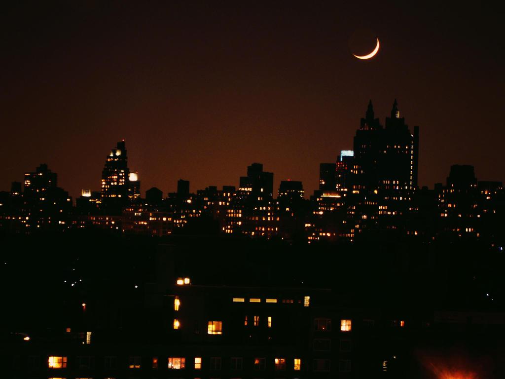 City at Night 003 Closeup by Ladyhawke81