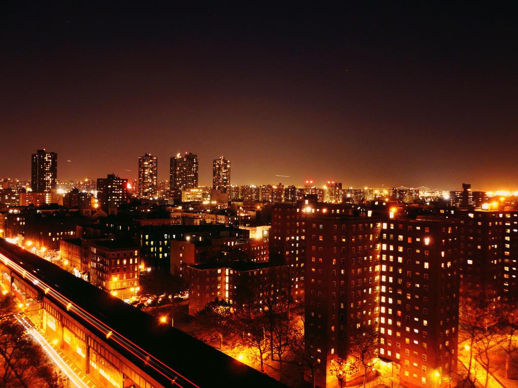 City at Night 004 by Ladyhawke81