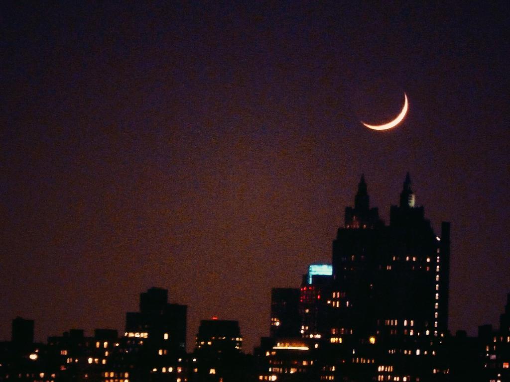 City at Night 006 Closeup by Ladyhawke81