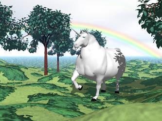 Unicorn by Jhoxesp