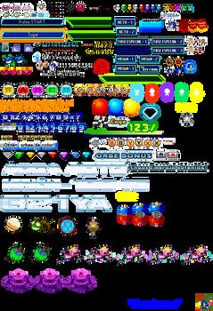 Sonic Colors DS Sprites