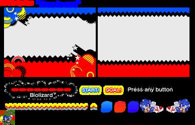 Sonic Generations Sprites by facundogomez on DeviantArt