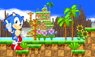 Classic Sonic Wallpaper By Facundogomez
