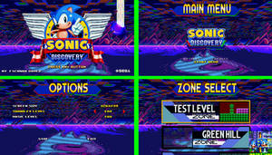 Sonic Worlds Discovery Engine Foto 2 (No Fake)