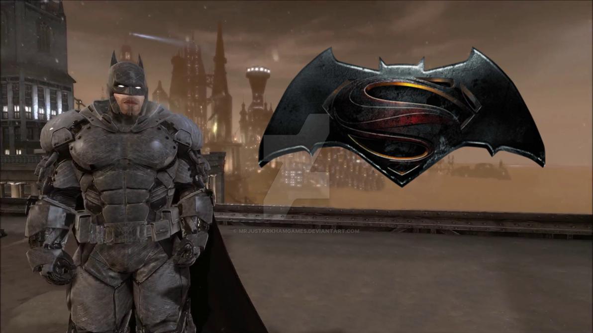 batman vs superman armoured suit final by