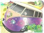 Van for Toboelover by LadyWithTheHorses