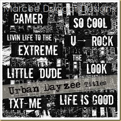 Urban Word Art by duggar on DeviantArt