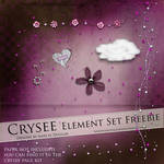 Crysee Elements Glitter