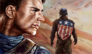 No Chances - Captain America