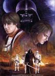 The Skywalker Jedi Line by artbyamyk