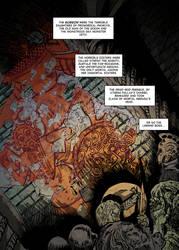 Gorgon in Numidia page 1 by JongBom
