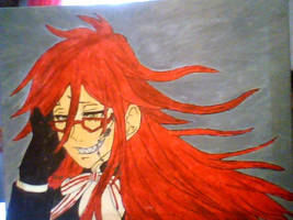 Grell - Black Butler by MoonShineSTP