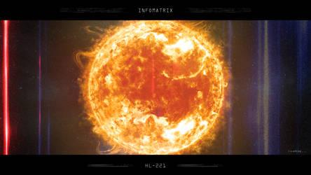 Sun Infomatrix by adoreth