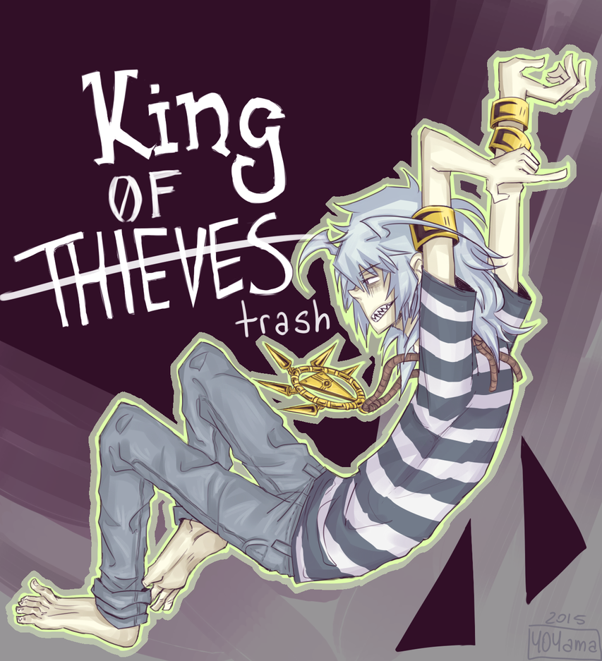 King of thieves by 404ama