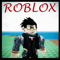 this is, a random roblox poster, i made.
