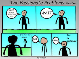Problems Comic