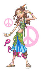 Peace by nifties