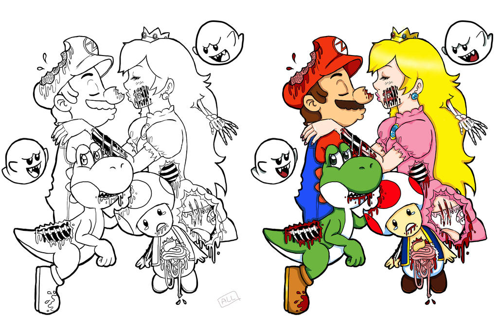 Image Result For Mario Face Coloring