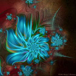 Stig's Blossoms by FireLilyFractals