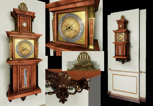 Vulliamy Barometer