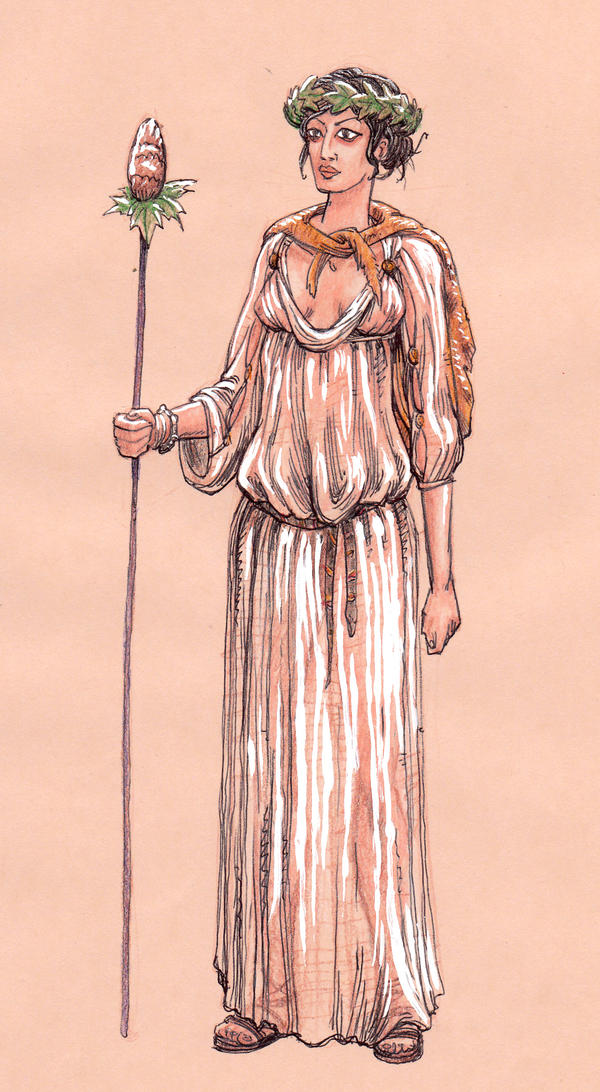 how to become a maenad