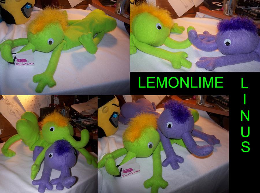 Smuppet- LemonLime by JadeStorm