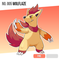 005 Wolflaze