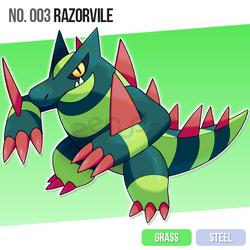 003 Razorvile