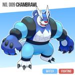 009 Chambrawl