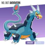067 Akrovern